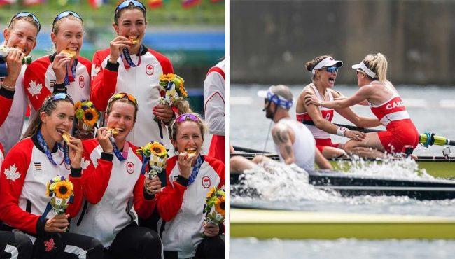 team canada womens rowing