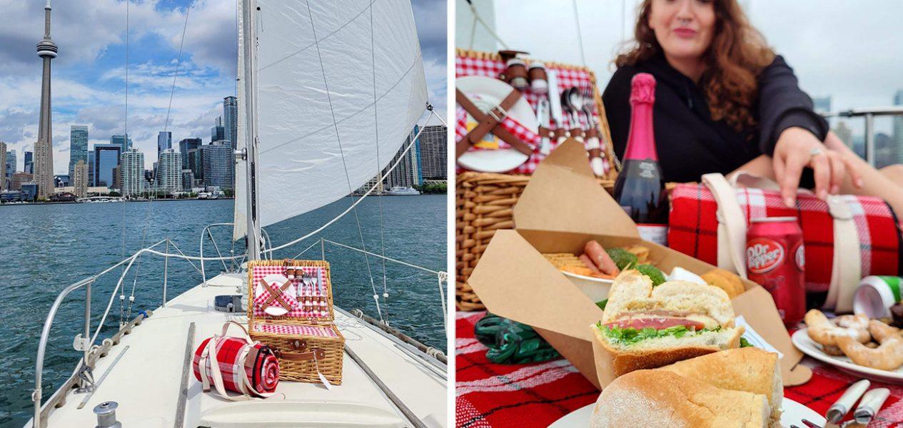 picsnic toronto sailboat picnic