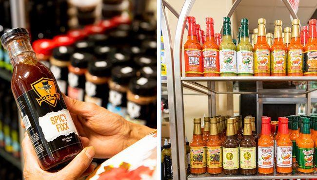 island foods hot sauce eau claire