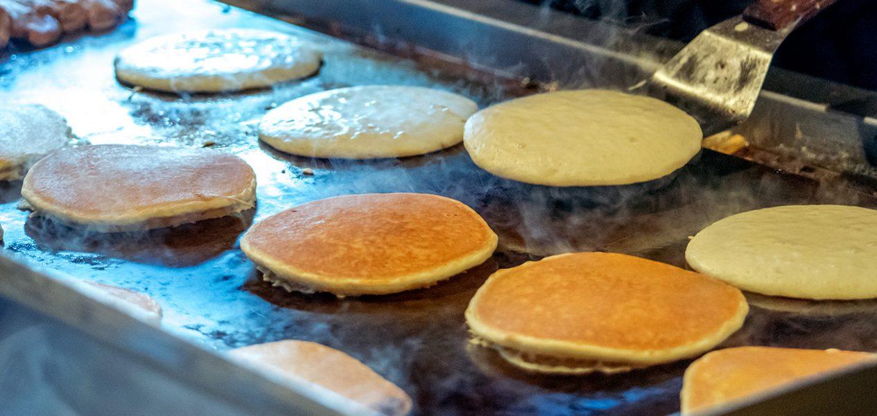 stampede breakfasts calgary