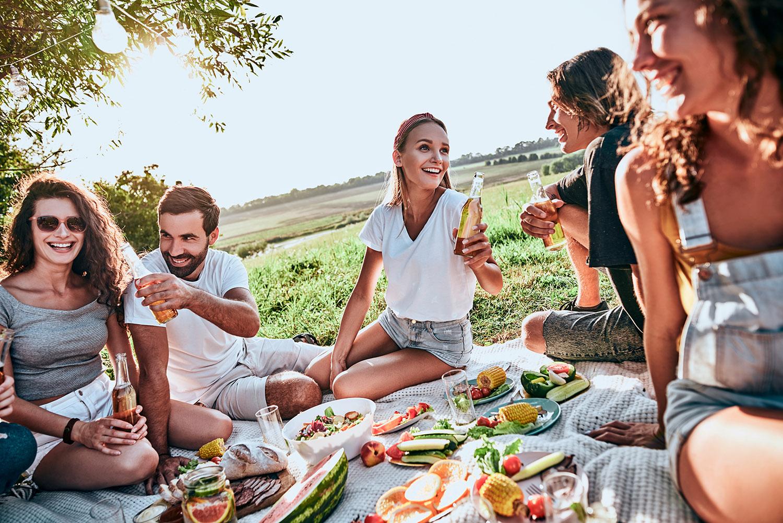 food and drink pairings summer