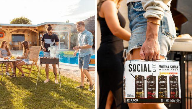social lite vodka