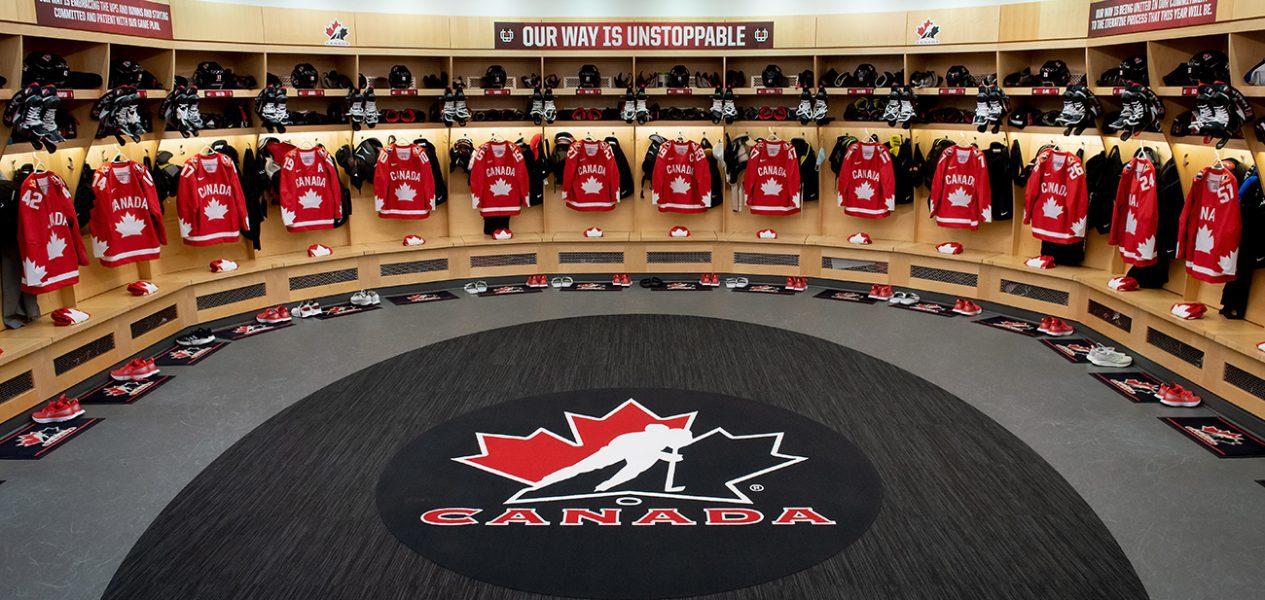 hockey canada world championship