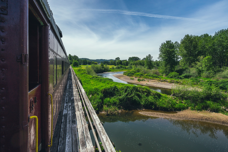 Chehalis Centralia Railroad