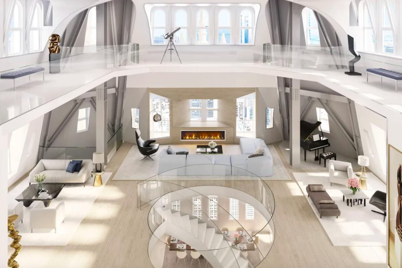 pinnacle penthouse