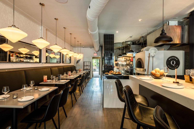 quadro ristorante