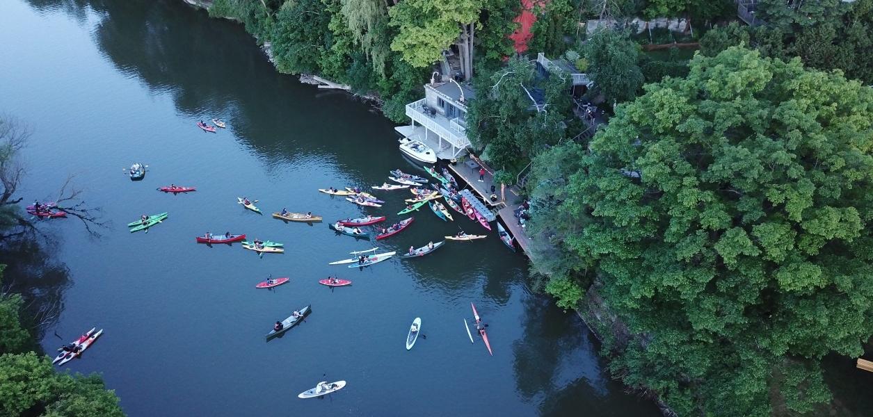 toronto humber river concerts