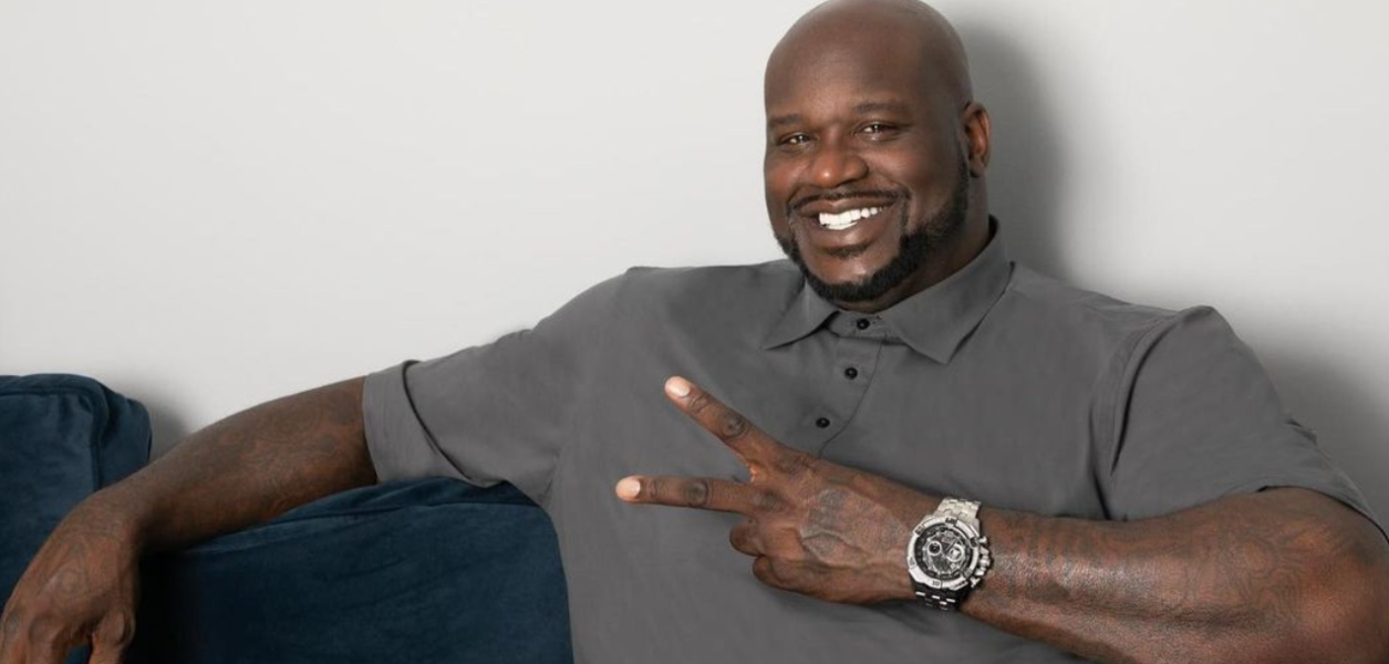 shaquille oneal toronto