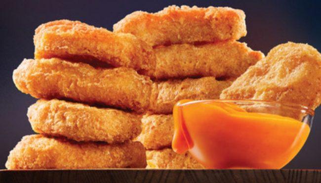 mcdonalds canada spicy nuggets