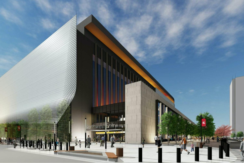 Calgary's Event Centre