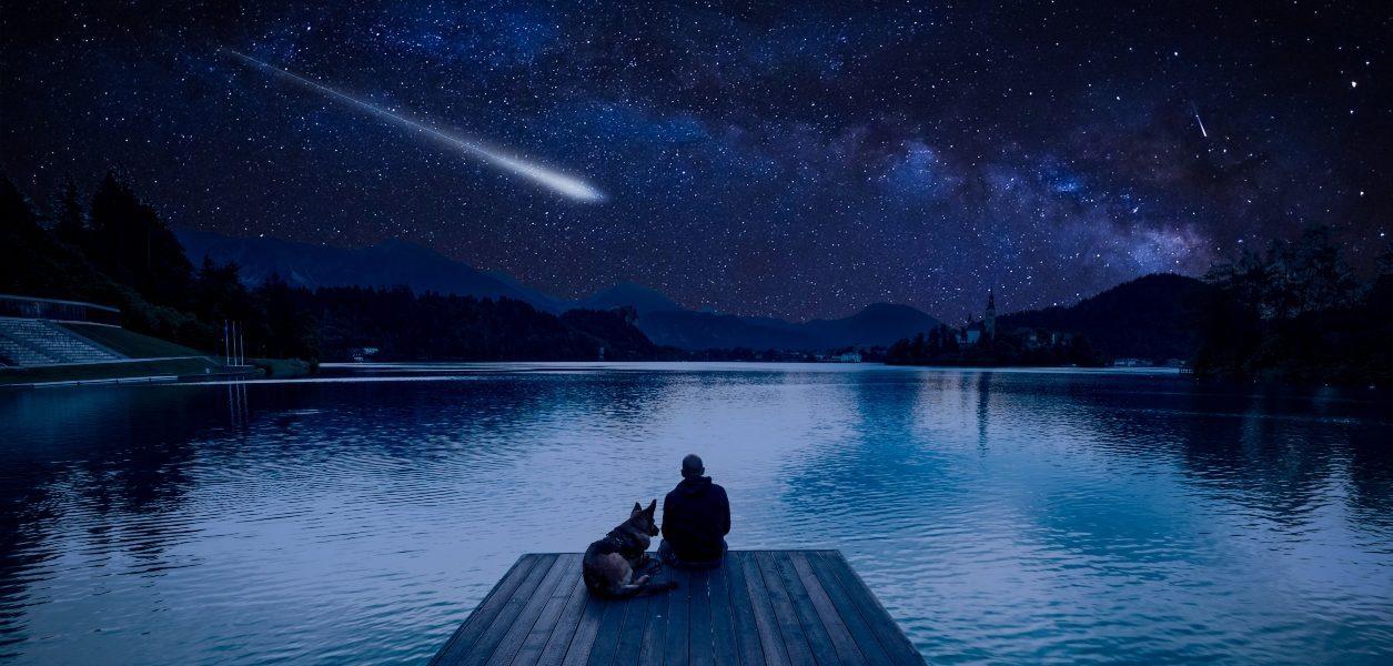 toronto meteor shower