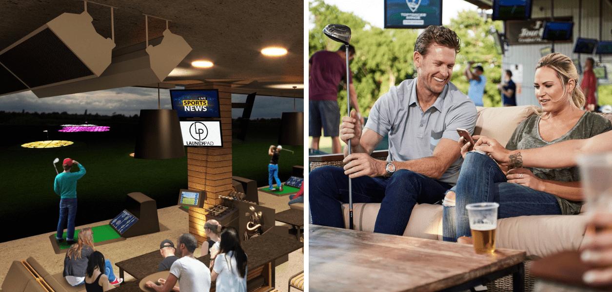 Launchpad Golf