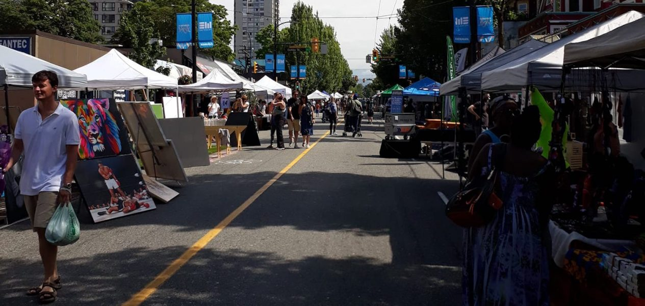 car free month vancouver