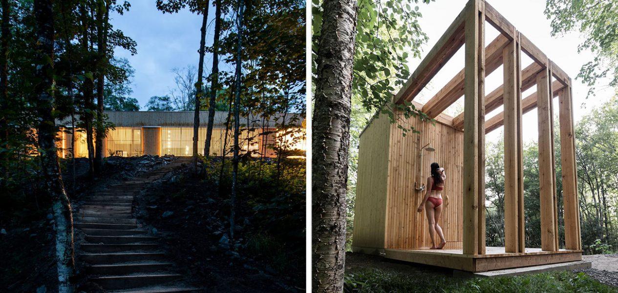 scandinavian airbnb quebec