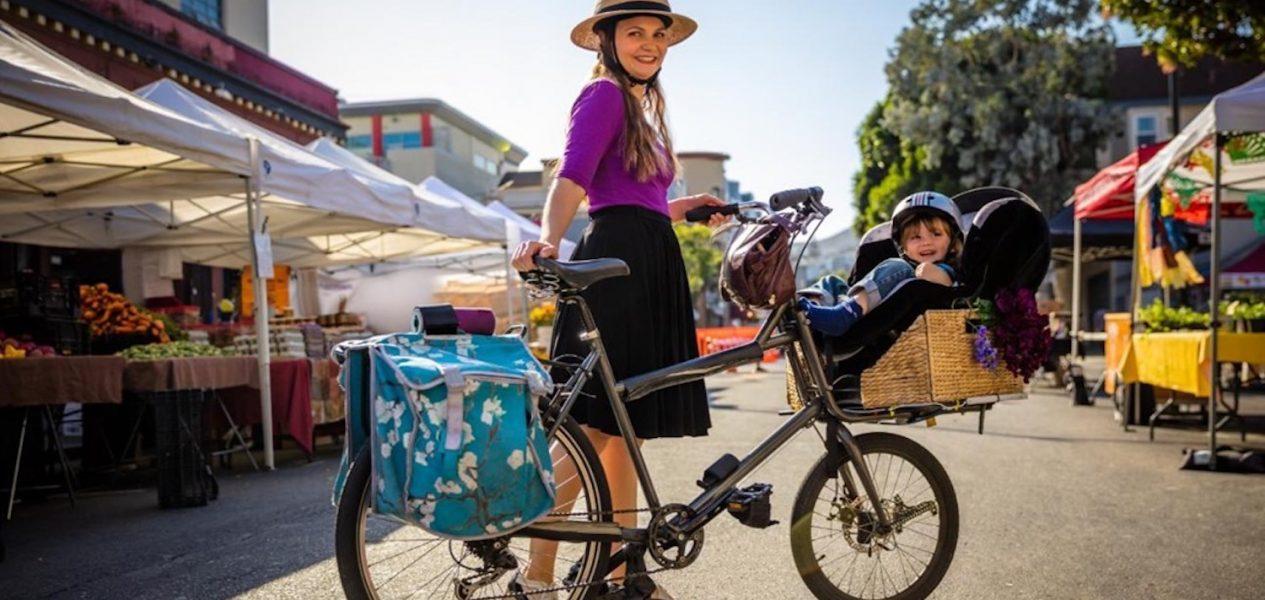 bike to shop hub cycling