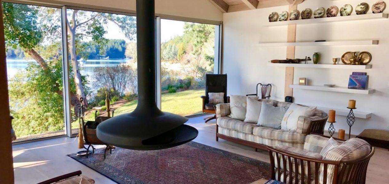 salt spring island airbnb