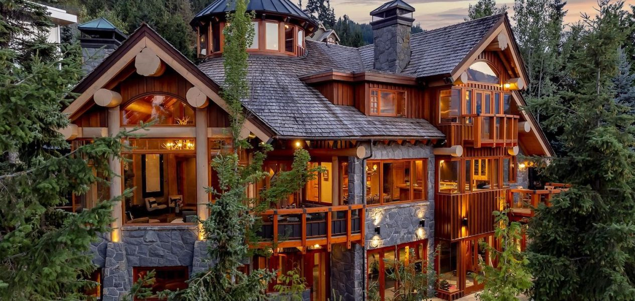 whistler chateau