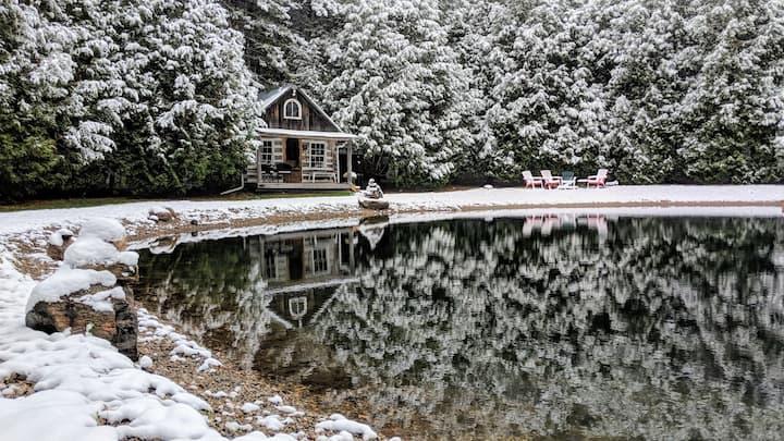 airbnb cabin near toronto