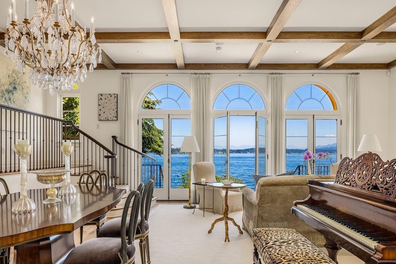 lake Washington estate