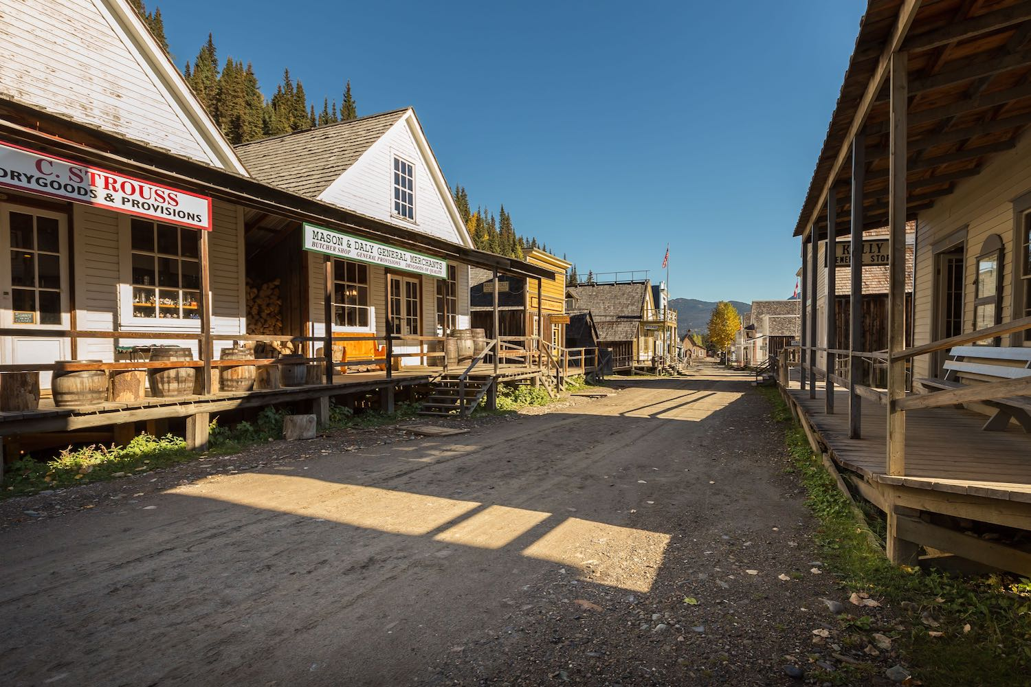 barkerville ghost towns bc