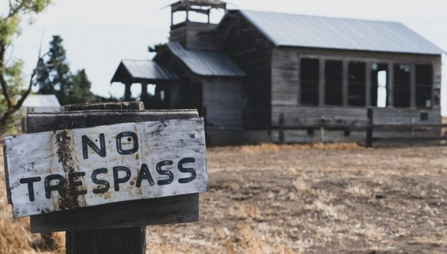 abandoned ghost town ontario