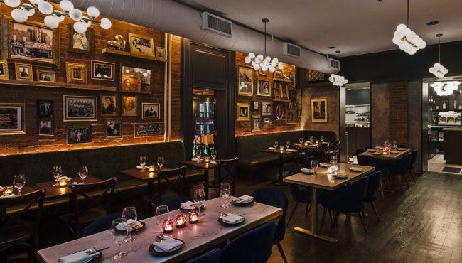 new restaurants in toronto