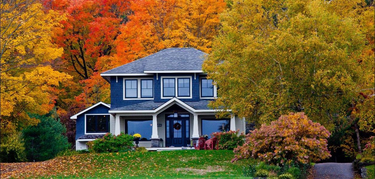 canada average home price