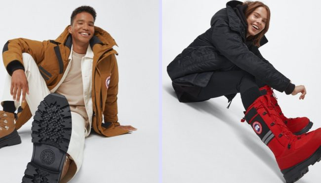 canada goose boots