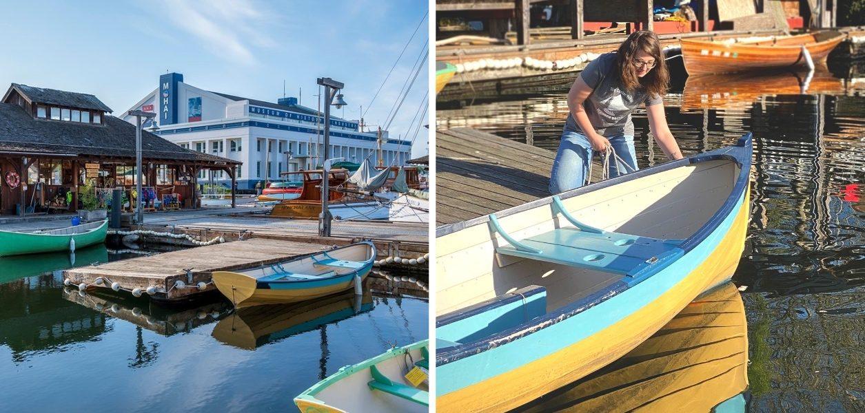 rent a boat lake union