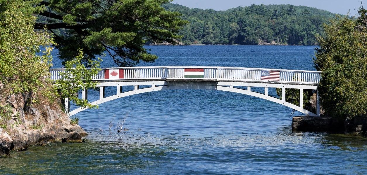 ontario zavikon island bridge