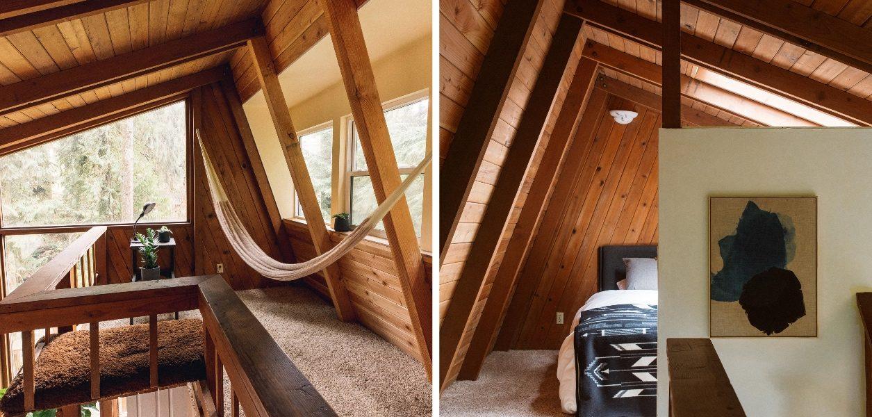 fall airbnbs Washington