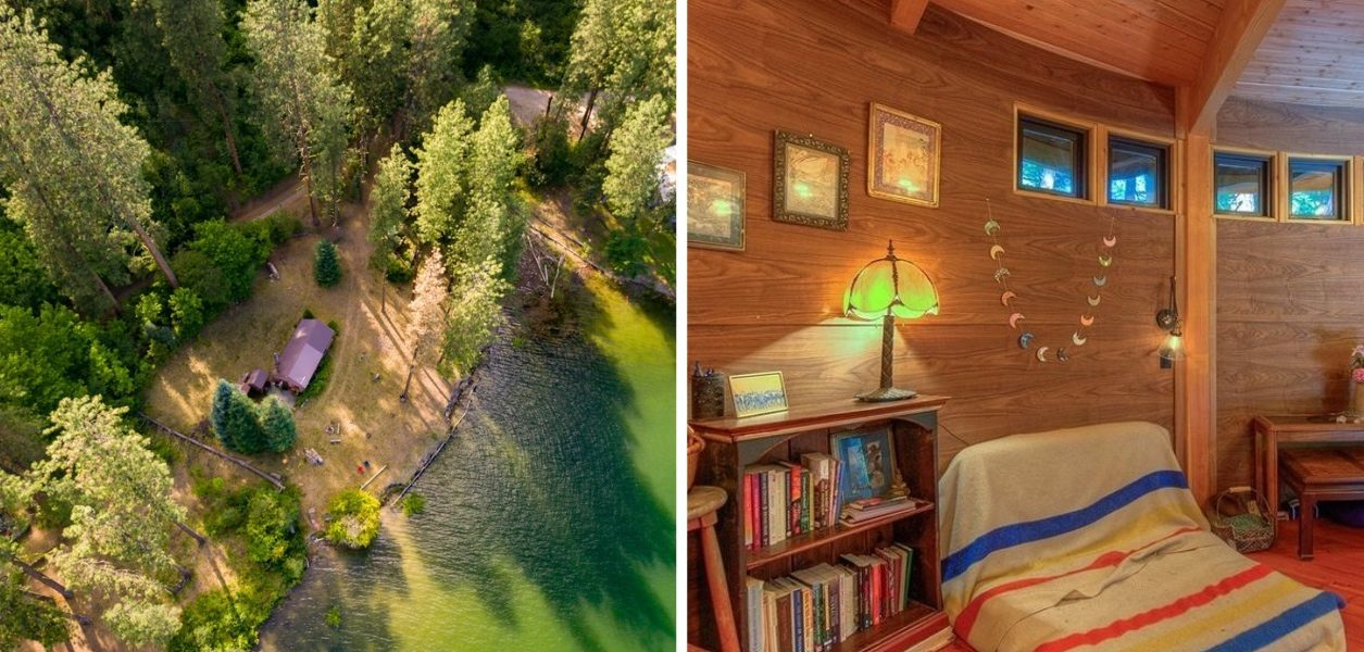 cabins for sale in Washington