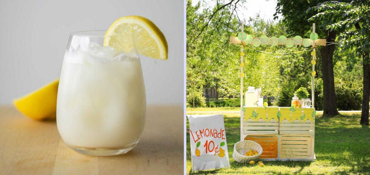 tiktok lemonade