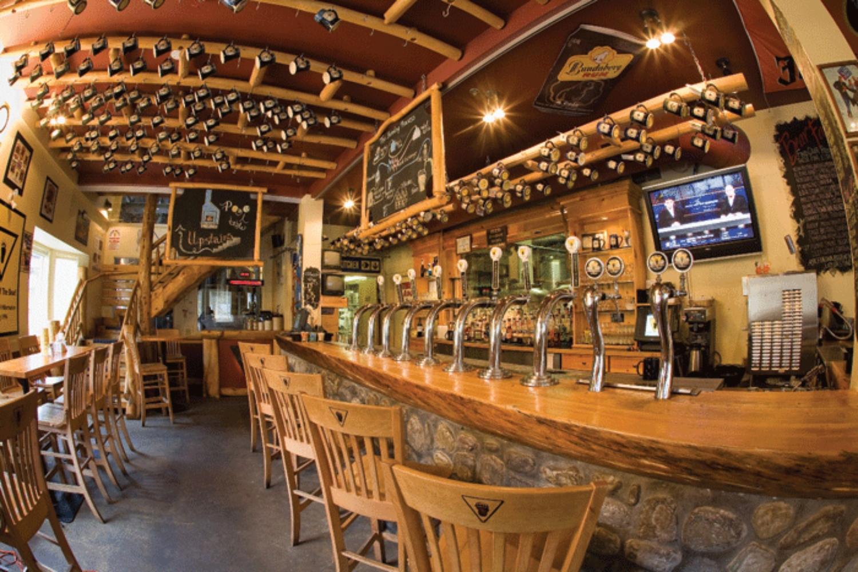 brewery tours alberta