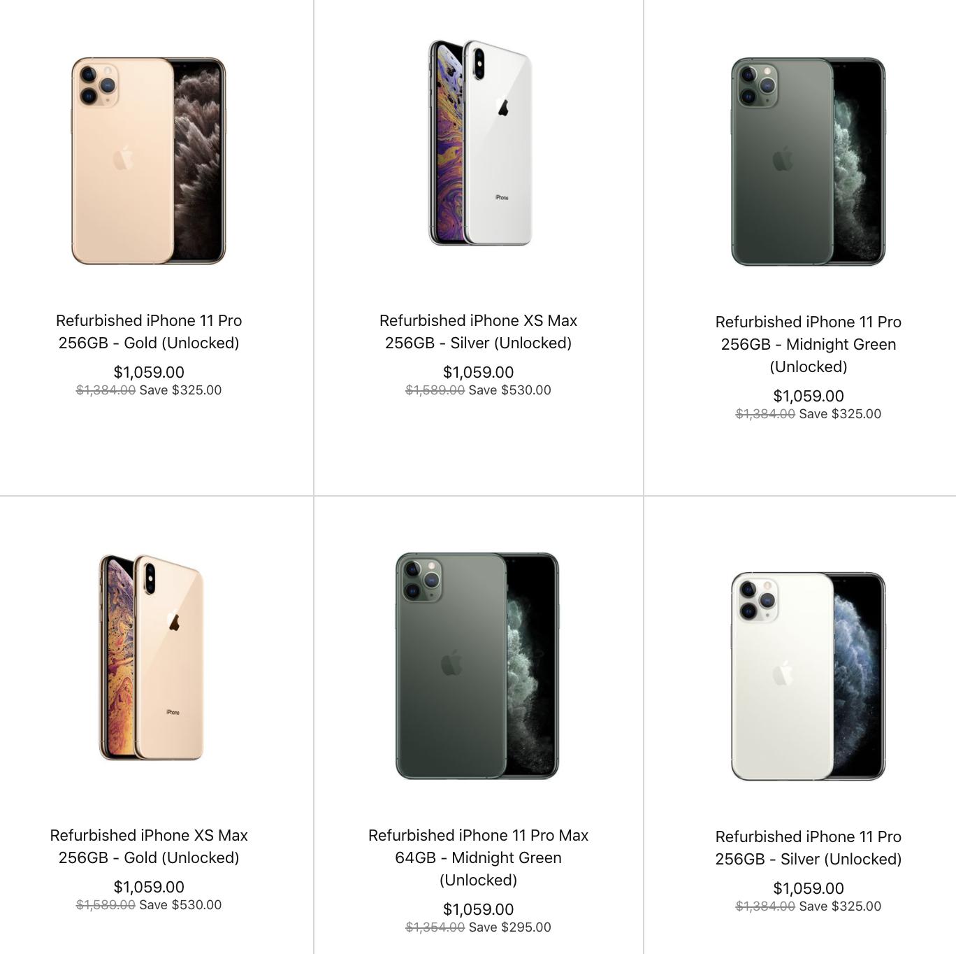 refurbished iphone canada