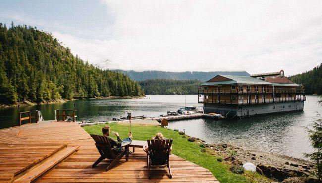 tofino wilderness resort