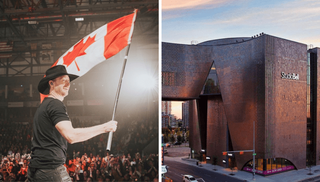 Calgary named the Canadian Country Music Hall of Fame's new & permanent home