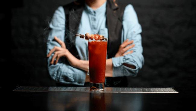 An Alberta bar just won a competition for having Canada's best Caesar