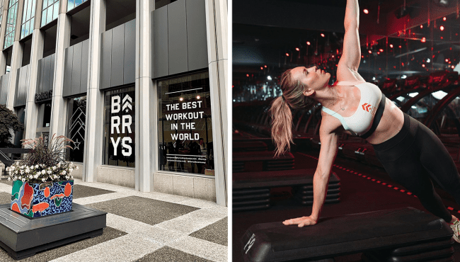 barry's bootcamp vancouver