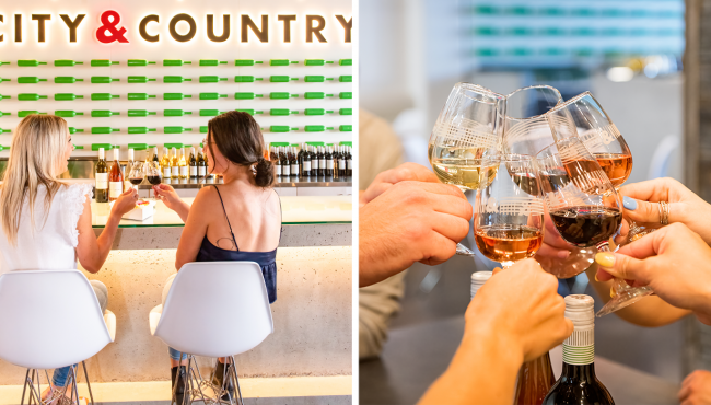 city country urban winery