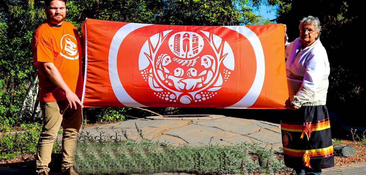 survivors flag