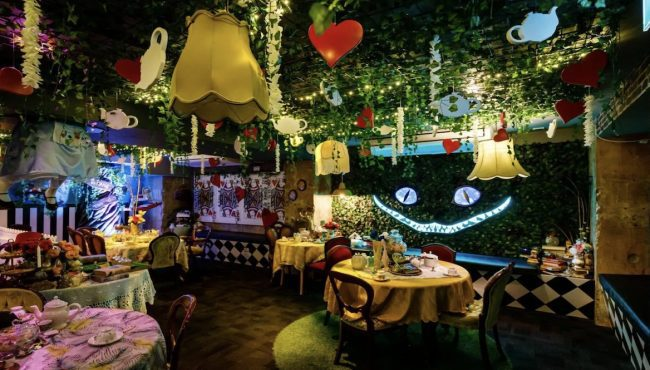 The Alice An Immersive Cocktail Experience