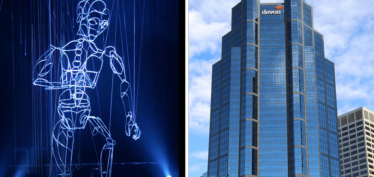 largest marionette the ascent devon