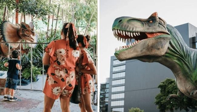 dinosaur festival calgary edmonton