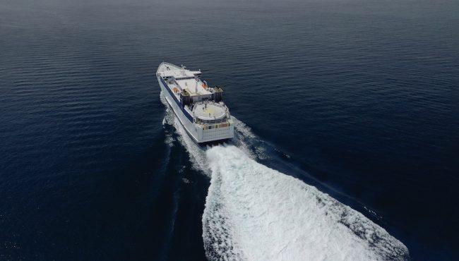 high speed ferry