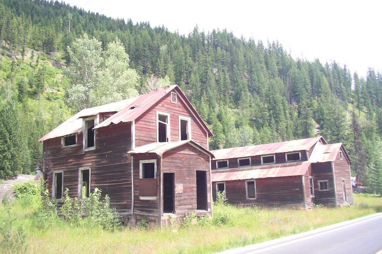 zincton ghost towns bc