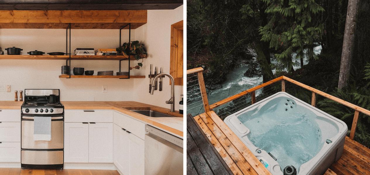 granite falls airbnb