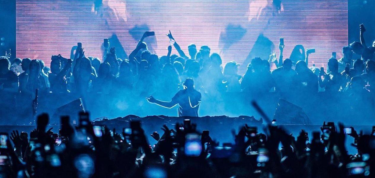 martin garrix halloween concerts vancouver