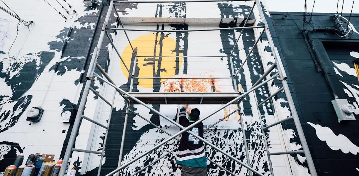 mural massive