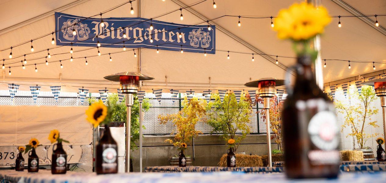 parallel 49 oktoberfest biergarten